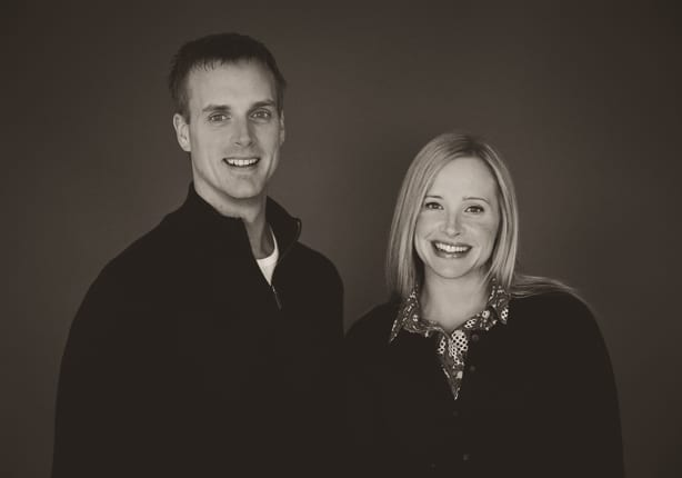 JJ Hudson and Tanya Drain